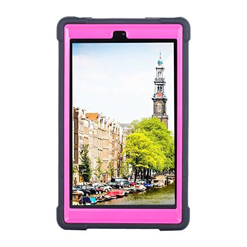 Amazon Fire HD Case 3in1 Shock Proof Duty Armor Protective Case Skin Hard Cover