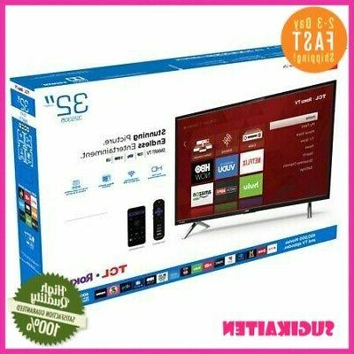 Best Inch TV LED 28inch Roku TCL Small Monitor