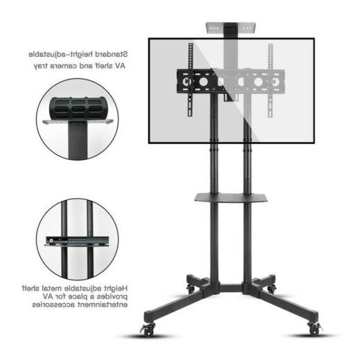fits inch TV LCD Flat Panel Stand w/ Mobile