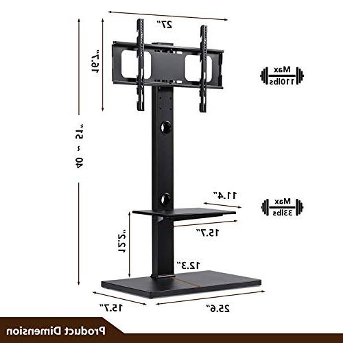 Rfiver Swivel Stand Two 32 to 65 TVs,