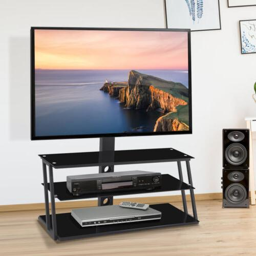 Floor TV Stand Swivel 32 to 65 LCD
