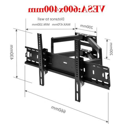 Full TV Mount Bracket for Vizio TCL 22 32 37 50