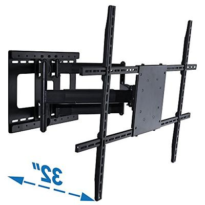 Full Motion TV Mount with Long to