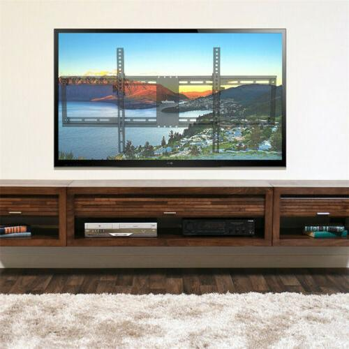 Large Tilting Flat TV Wall Mount 32 42 50 55 58 80