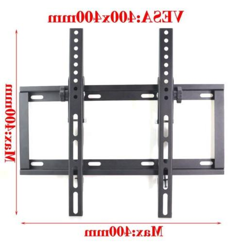Low Profile Wall 32 43 51 54 Inch w/ Level
