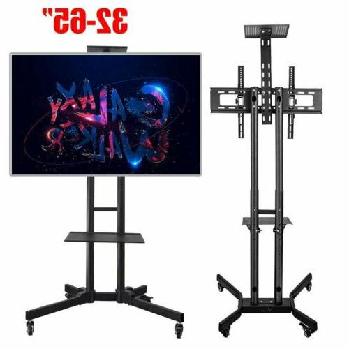 Mobile Stand Universal Screen TV Cart Portable 32-65 inch