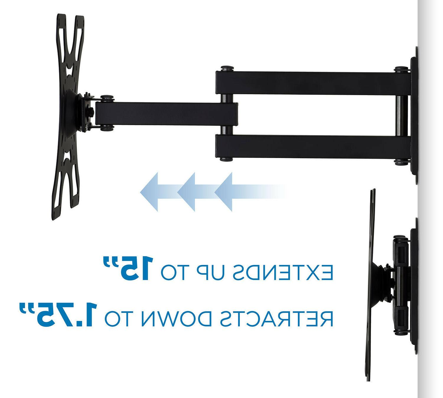 """Mount-It! Wall Mount for 28"""" 32"""" 40"""" Inch"""