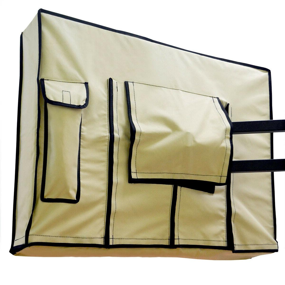 premium 32 inch outdoor tv cover weatherproof