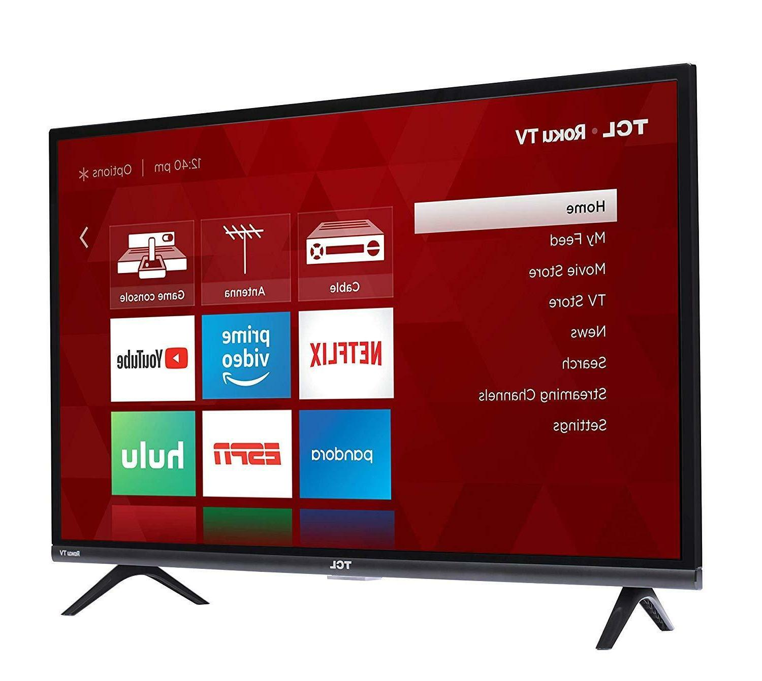 Roku Led TV 32 inch 1080p New