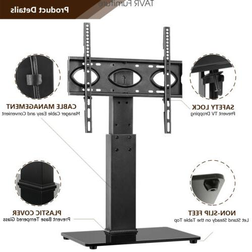 Swivel Stand Base for 32-65 Screen