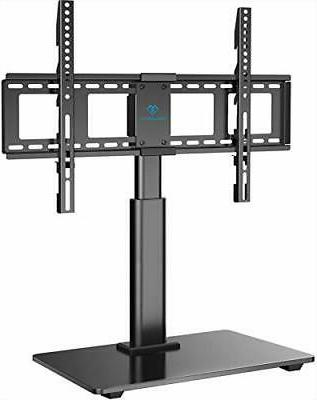 Swivel TV Stand Universal Table Top TV Base for 32 to 65 inc