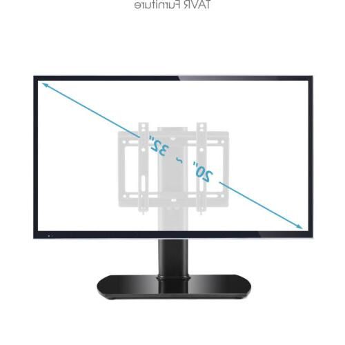 TableTop with Swivel Mount 20-32 TVs