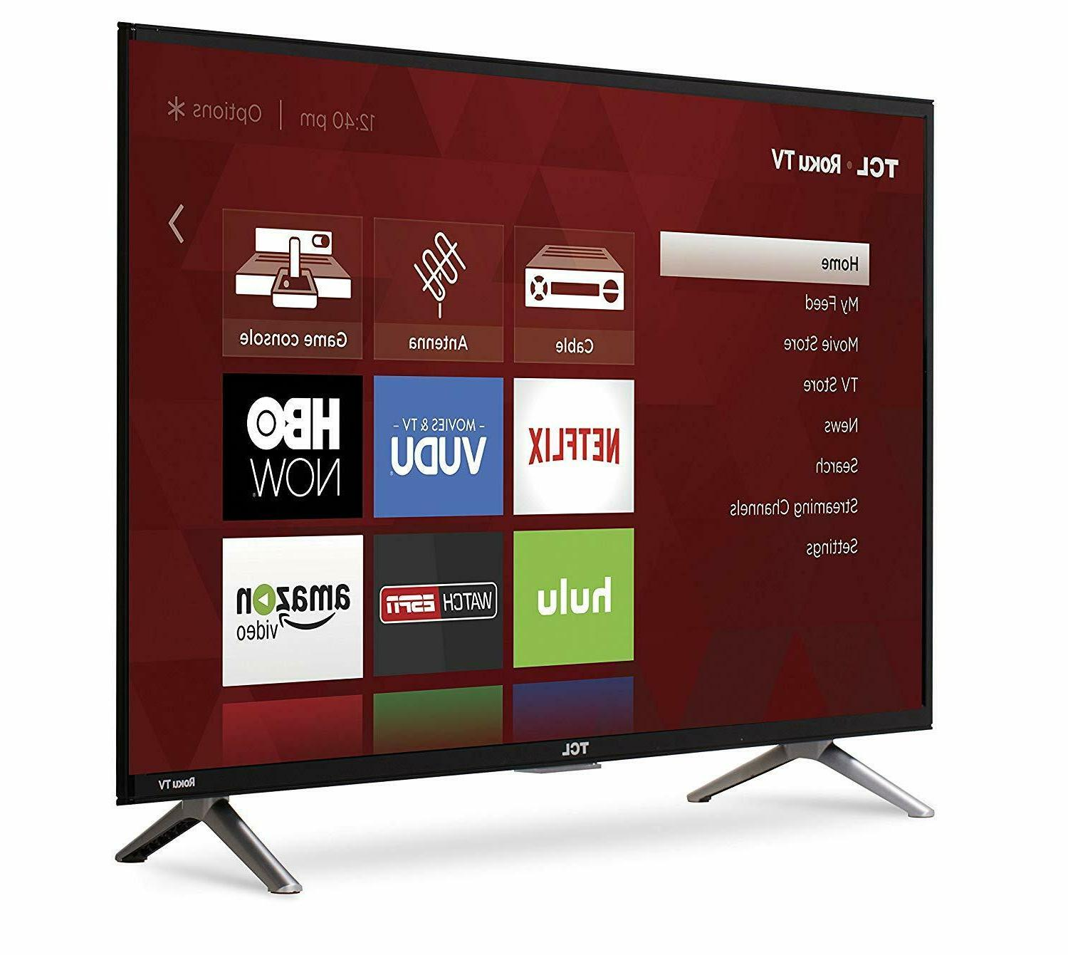 32 inch 720p roku smart led tv