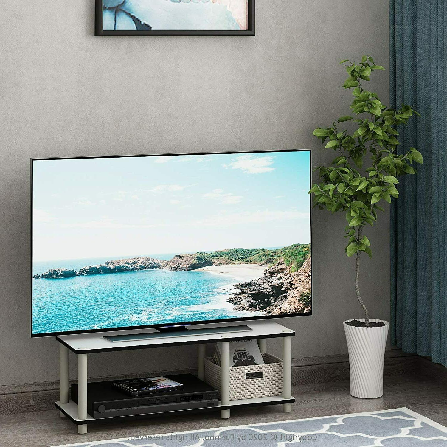 TV 32 inch Center Storage Home Table