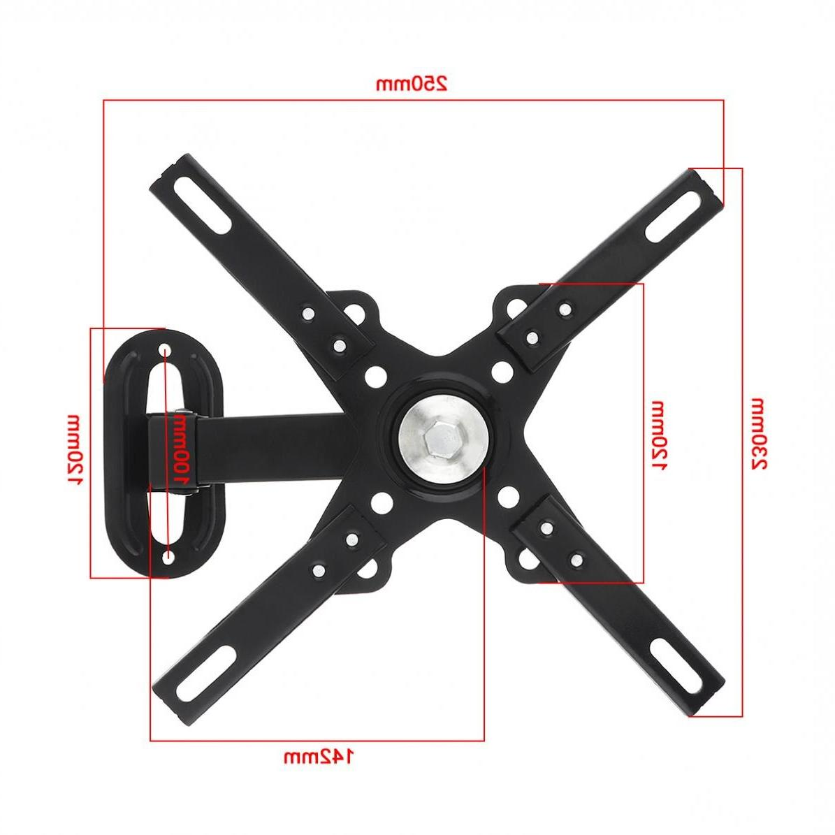 Universal 12KG Adjustable <font><b>TV</b></font> Wall Panel <font><b>TV</b></font> Support 30 Wrench - <font><b>32</b></font> <font><b>Inch</b></font>
