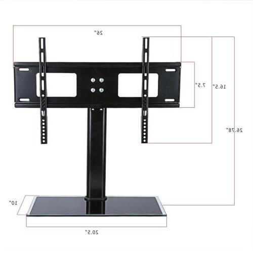 Universal Desk Table TV Stand 26-55
