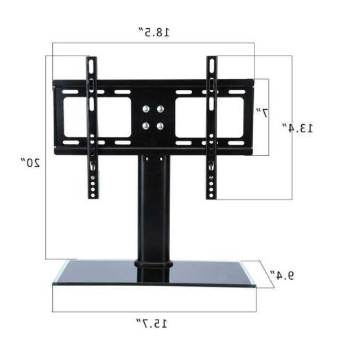 Universal Desk Table TV Stand LED 26-55 Inch