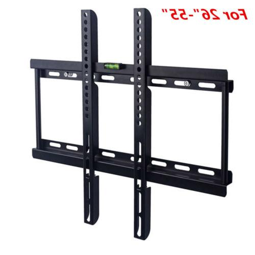"""Universal TV Stand Base Bracket 37""""-55"""" For Flat-Screen LCD"""