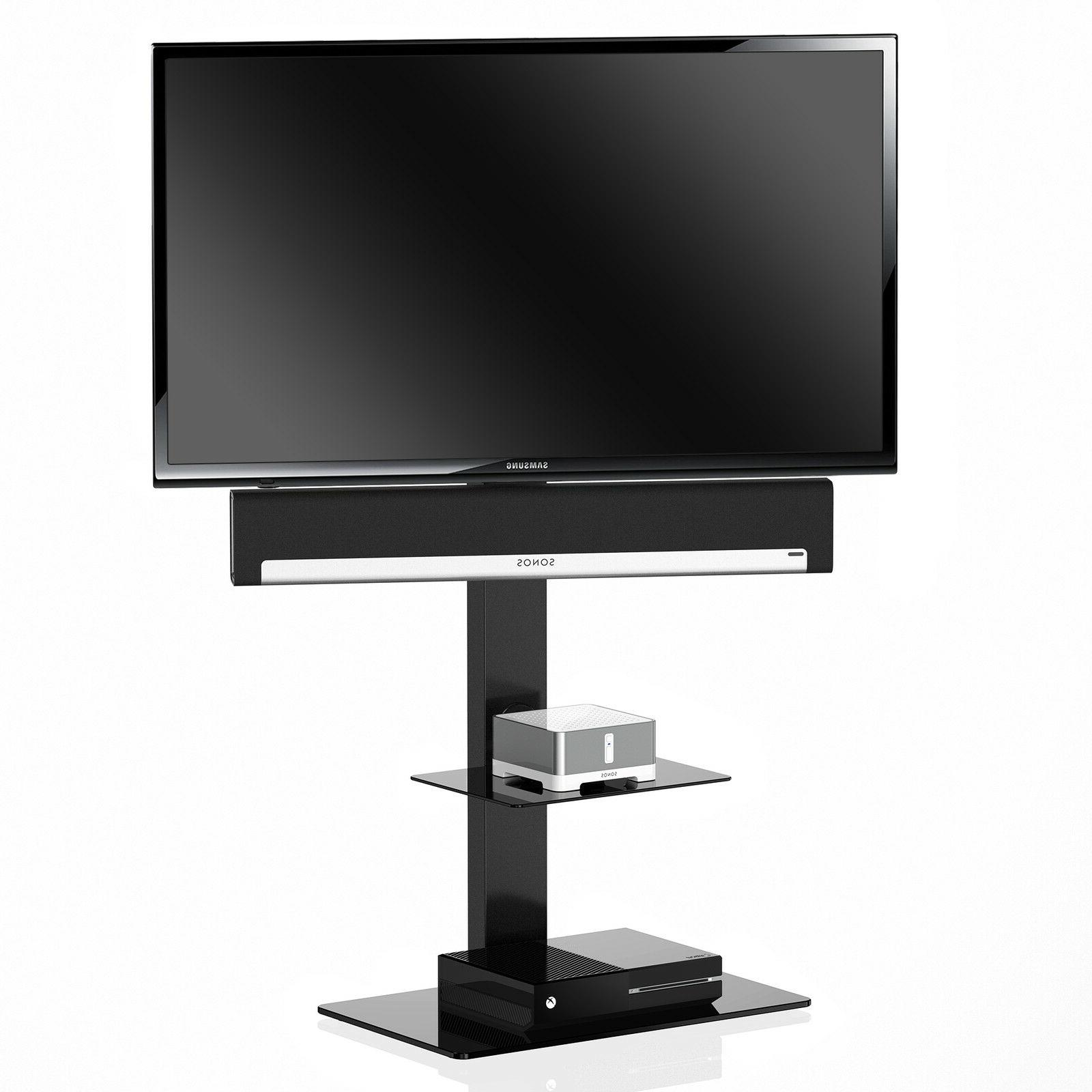 Fitueyes Universal LCD TV Stand With Mount Fits 32,36,42,55,