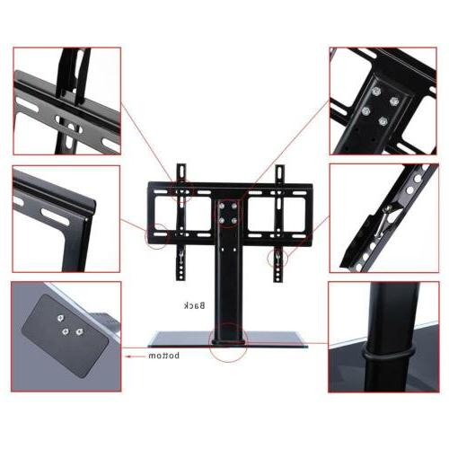 Universal TV Stand LCD HD Table Base Mount Holder Inch