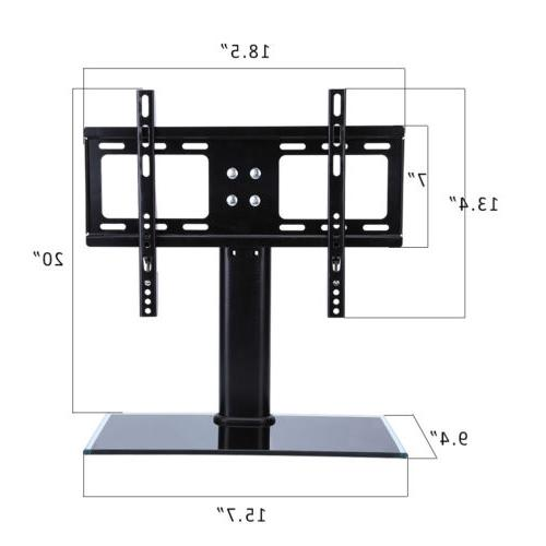 US LCD PLASMA FLAT TV MOUNT With Stand Base 26INCH-32INCH