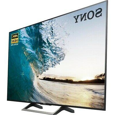 Sony XBR-65X850E 65-inch 4K HDR Ultra Smart LED TV