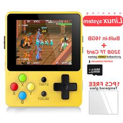LDK Retro Game Console 2.6inch Opening Linux Mini Family TV