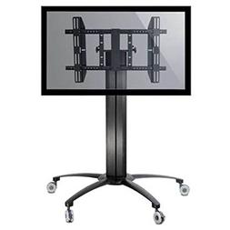 TygerClaw Mobile TV Stand for 32 to 55 inch TV
