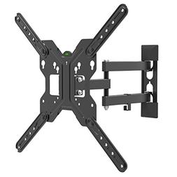 Charmount Full Motion Articulating TV Wall Mount Bracket Fit