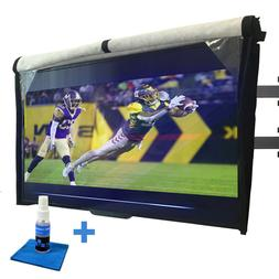 outdoor tv cover 32 inch with front