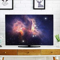Protect Your TV Nebula Decor Large Gas Energy Explosion with