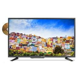 "Sceptre 32"" Class HD  LED TV  with Built-in DVD"