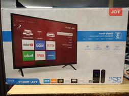 "Smart LED LCD HDTV TCL 32"" Inch HD 720P 60hz TV w/ 3 HDMI 32"