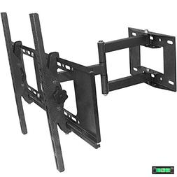 Sunnyfair Full Motion Tilt Swivel TV Wall Mount Bracket for
