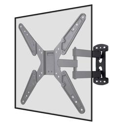 "Swivel Tilt Wall Mount TV Bracket 32 34 39 40 42 46 50 55"" L"