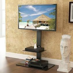 Fitueyes Swivel TV Stand and Mount for 32-65 Inch Plasma Pan