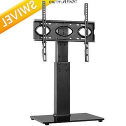Tabletop TV Stand Base with Swivel Mount for 32-65 inch Flat
