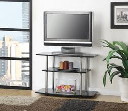 Tall Tv Stands For Flat Screens 3 Tier Stand Panel Screen Wo