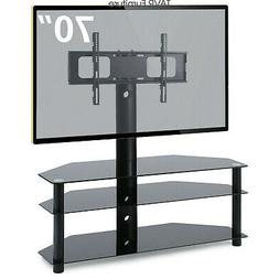Quality tested  Swivel Floor TV Stand with Mount for 37 to