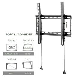 Tilting TV Wall Mount for inch LED LCD Plasma 4K HDTV