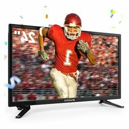 SANSUI LED TV 24'' 1080p HD 60Hz Ultra Slim Flat Electronics