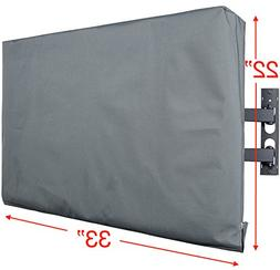 "Kuzy TV Cover 32"", Display Weatherproof Outdoor TV Cover Pro"