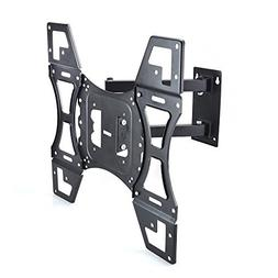 Sunydeal TV Wall Mount Articulating Arm Bracket For Emerson