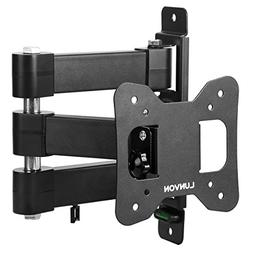 "Lunvon TV Wall Mount Bracket Most 10"" 13"" 15"" 17"" 19"" 20"" 22"