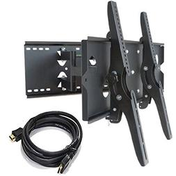 2xhome – BRAND NEW TV Wall Mount Bracket  + FREE HDMI cabl