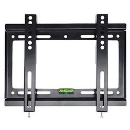 Henxlco TV Wall Mount Bracket Flat Screen Panel Monitor Plas