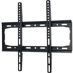"""TV Wall Mount Bracket Low-Profile Fixed for Flat Screen 26"""""""