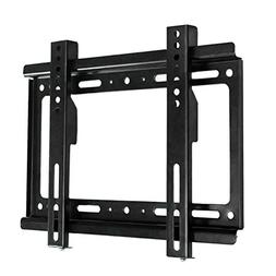 TV Wall Mount Bracket Low Profile for Most 14-42 inch 15 17