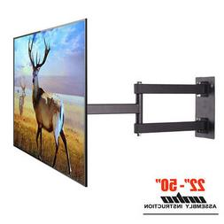 TV Wall Mount Full Motion for Hisense TCL RCA JVC Sanyo 32 3