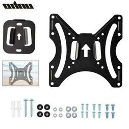 UNHO Ultra Slim Fixed TV Wall Mount Bracket for 17-42 Inch F